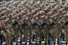 القوات البرية الإيرانية