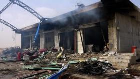 مقتل عشرات الحوثيين بينهم قياديان في غارة على صنعاء