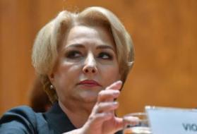 رئيسة وزراء رومانيا ترفض الاستقالة على خلفية نقل السفارة الى القدس