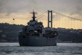 سفن روسية في طرطوس
