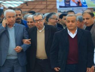 وفدا حماس والجبهة الشعبية يعودان إلى قطاع غزة