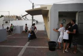 جيش الاحتلال يعطي تعليماته للمستوطنين بالبقاء قرب الملاجئ