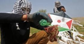 الاحتلال يتهم شابين من غزة بصناعة الطائرات الحارقة