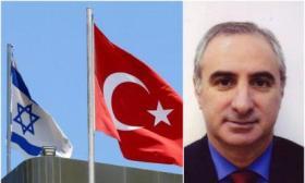 تركيا تطرد السفير الإسرائيلي عن أراضيها