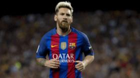 """ميسي يعلنها للجميع: """"برشلونة سيكون فريقي الأوروبي الوحيد"""""""