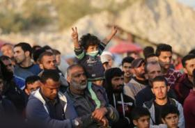 اصابات برصاص الاحتلال على حدود غزة