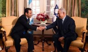 وصول رئيس غواتيمالا إلى إسرائيل لافتتاح سفارة بلاده في القدس