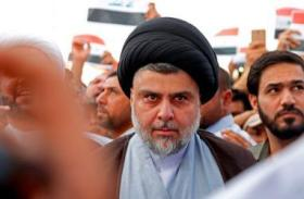 تحالف الصدر يفوز بالانتخابات البرلمانية العراقيةتحالف الصدر يفوز بالانتخابات البرلمانية العراقية