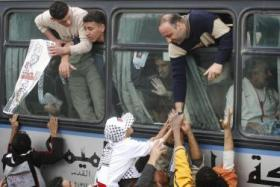 """محررو """"صفقة شاليط"""" يقودون حراكاً لإنهاء الإنقسام"""
