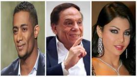 أجور خيالية للنجوم العرب في رمضان 2018