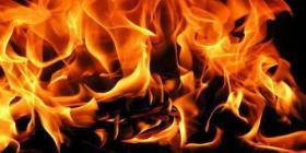 نجاة عائلة دوابشة من الحرق بعد اقدام المستوطنين على حرق منزلهم في دوما
