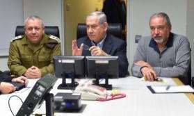 الكابينت الإسرائيلي يجتمع اليوم لبحث التصعيد على جبهة سوريا