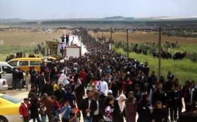 """""""مليونية العودة"""" وتهديدات الاحتلال.. نذير حرب جديدة على غزة"""