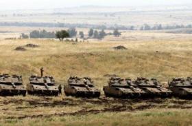 الاحتلال يدفع بدبابات وناقلات جند إلى حدود قطاع غزة