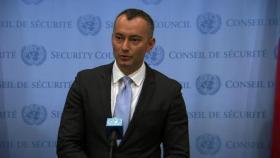 ميلادينوف: إطلاق القذائف يقوض جهود تحسين الوضع بغزة