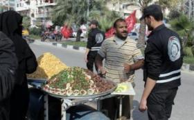 قرار هام من الشرطة بغزة بشأن الباعة المتجولين