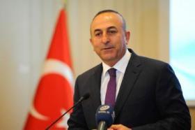 وزير الخارجية التركي : لن نتخلى عن القضية الفلسطينية حتى لو تخلى عنها الجميع