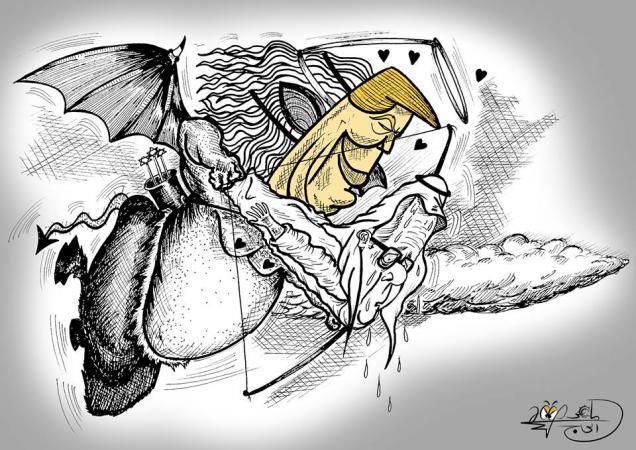548721 - كاريكاتير : ماهر الحاج