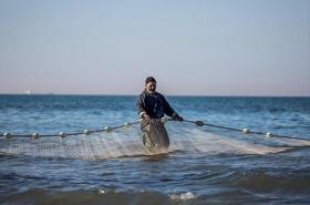 توصية أمنية بتوسيع مساحة الصيد في بحر غزة إلى 12 ميلا