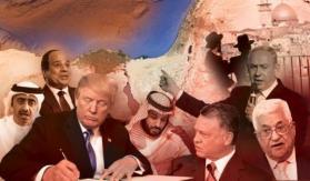 """دول عربية تقدمت بطلب أمريكا بشأن """"صفقة القرن"""".. فما هو؟"""