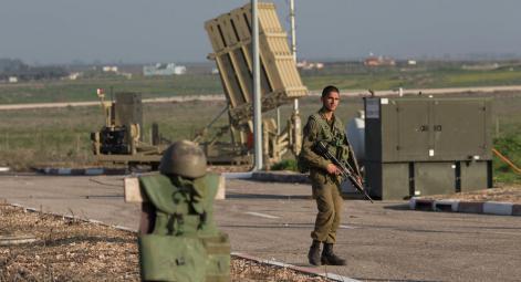 الاحتلال يعزز القبة الحديدية في غلاف غزة بسبب تغيير