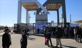 اعلام معبر رفح : مصر تقرر إغلاق المعبر 3 أيام