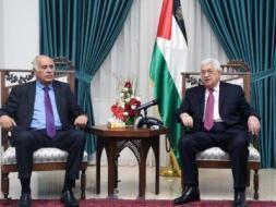 الرئيس عباس يثمن جهود الاتحاد الفلسطيني بعدم السماح لإسرائيل بتجاوز القرارات الدولية