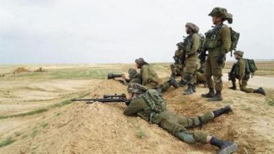 تأهب إسرائيلي على حدود قطاع غزة بذكرى النكسة