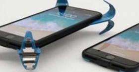 ابتكار ألماني يحمي الهاتف عند السقوط