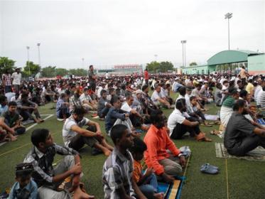 بسبب عفريت.. جزر المالديف التي أصبح جميع سكانها من المسلمين