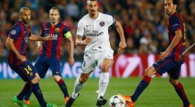 ما الذي دار في اجتماع رئيسي ناديي برشلونة وباريس سان جيرمان في مدريد؟