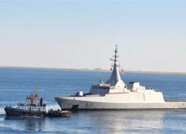 البحرية المصرية تنفذ تدريبات عابرة مع قوات إيطاليا واليونان وكوريا الجنوبية