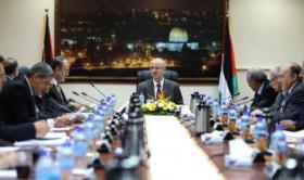 حكومة الوفاق تصدر بيان مهم بشأن الوضع بقطاع غزة وملف المصالحة