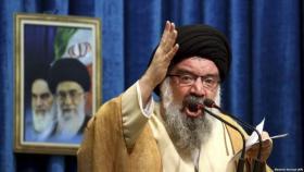 رجل دين إيراني: سنستهدف حلفاء أمريكا بما فيهم إسرائيل إذا هاجمتنا