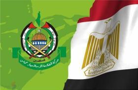 توافق كبير في الرؤى بين حماس ومصر بشأن مجموعة أطروحات