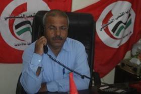 العوض: الأجدر بالكل الوطني أن يحمل سيفه وكلمته لدعم الرئيس عباس