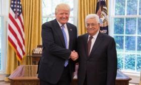 الرئيس الأمريكي يقترح على أبومازن كونفدرالية مع الأردن والأخير وافق بشرط