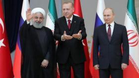 قمة إيرانية تركية روسية حول مصير إدلب في طهران