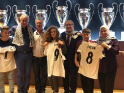 إسرائيل تهاجم نادي ريال مدريد لاستقباله عهد التميمي