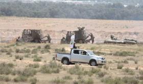 موقع عبري : مصر تحذر حماس من ممارسة الضغط على إسرائيل