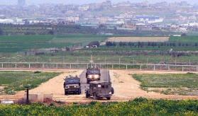 الاحتلال يزعم تفجير عبوات ناسفة على حدود غزة