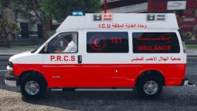 4 إصابات في حادث سير وسط قطاع غزة