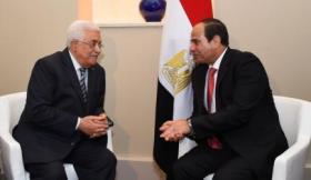 أبومازن يلتقي بالرئيس المصري قبل خطابه في الأمم المتحدة