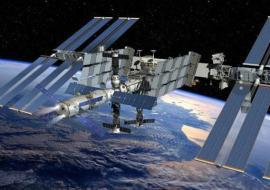 محطة الفضاء الدولية ناسا