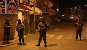 الاحتلال يعتقل 11 مواطنا في الضفة ويصيب شابا شمالي القدس