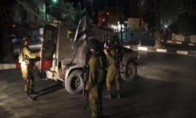 الاحتلال يشن حملة اعتقالات بمداهمات ليلية بالضفة والقدس