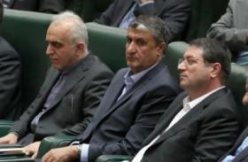 إيران تستعد للعقوبات بتغيير وزراء المجموعة الاقتصادية