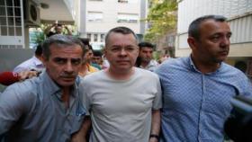 واشنطن تنفي التوصل لاتفاق مع تركيا بشأن القس برانسون وتأمل إطلاق سراحه