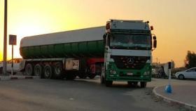 """في إشارة لقطر """"فتح تتهم من يسير في مخطط إدخال الوقود لغزة بالتواطؤ مع صفقة القرن"""""""