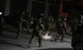 اقتحامات واعتقالات في مناطق متفرقة بالضفة الغربية
